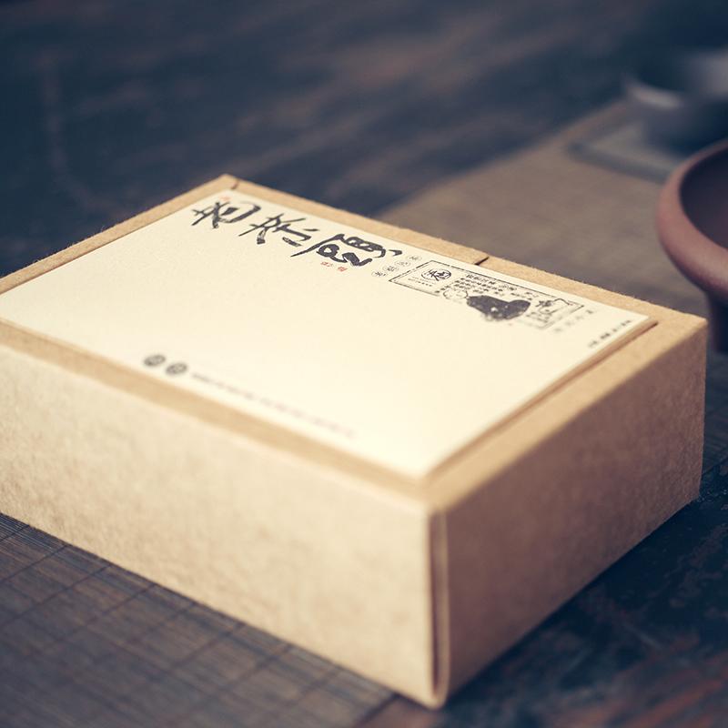 05年普洱老茶头熟茶老树普洱茶自然糯香250克干仓部分地区包邮