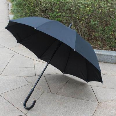 个性订制直把方便商务学生商用两用遮阳10骨雨伞男大携带男士酒店