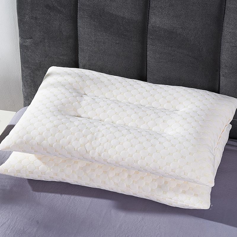 点击查看商品:泰国乳胶枕头学生宿舍家用天然橡胶枕芯记忆枕头单人护颈椎助睡眠