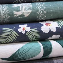 纯棉床单老粗布单hf5加厚三件jw席单的榻榻米大炕单帆布