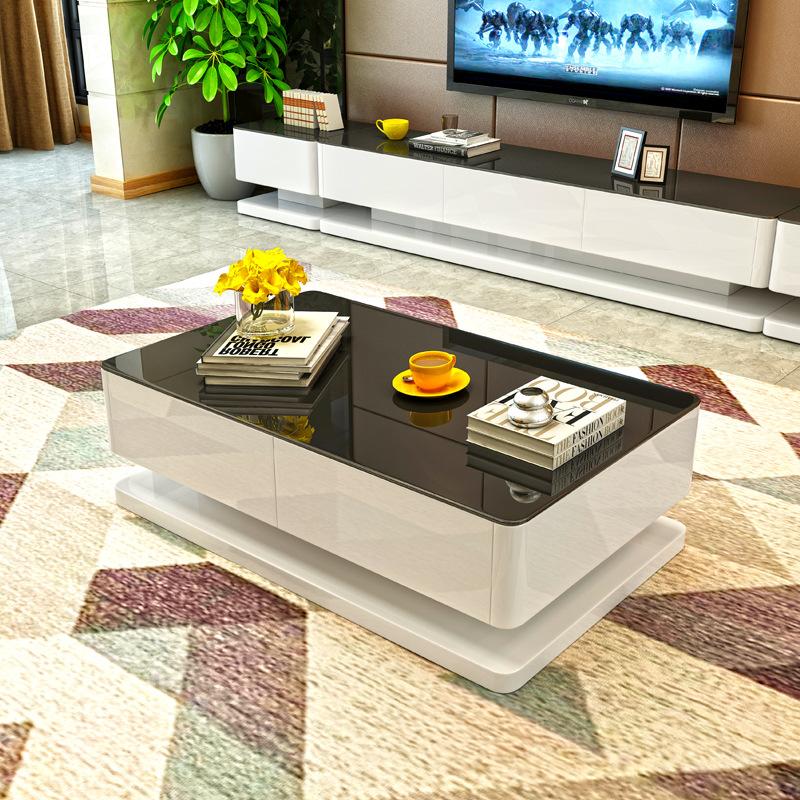 电视柜套装其它桌类伸缩玻璃茶组合全部现代