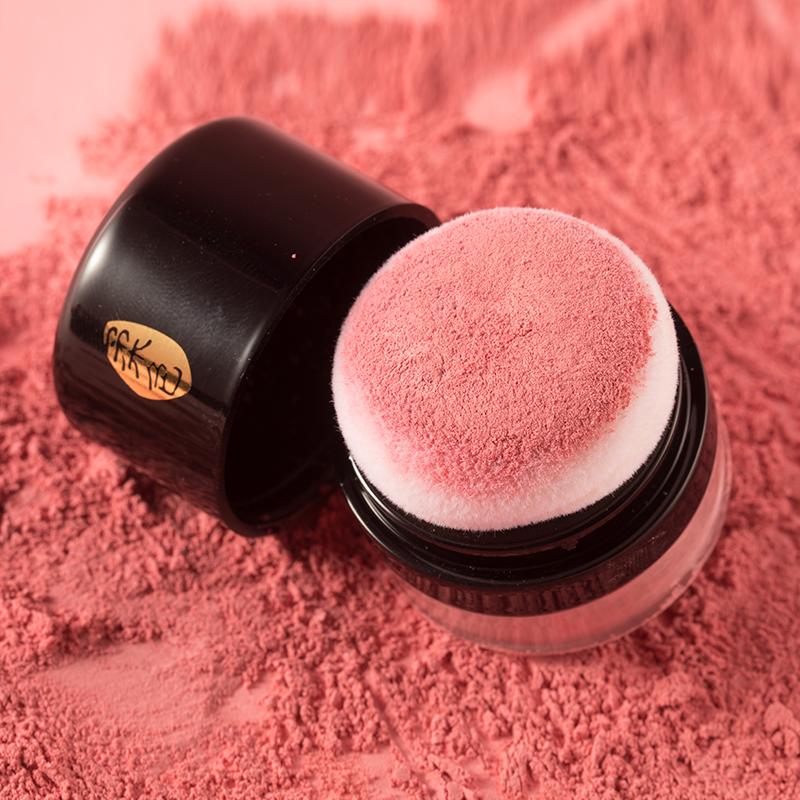 柔色玫瑰腮红正品裸妆自然持久修容提亮肤色胭脂粉网红便携盘同款
