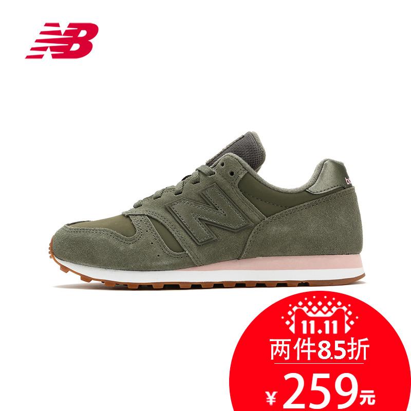 New Balance/NB 373系列 女鞋跑步鞋休闲运动鞋WL373KPS
