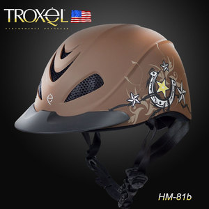 TROXEL multifunctional equestrian helmet imported from the United States British western endurance crossing riding helmet giant
