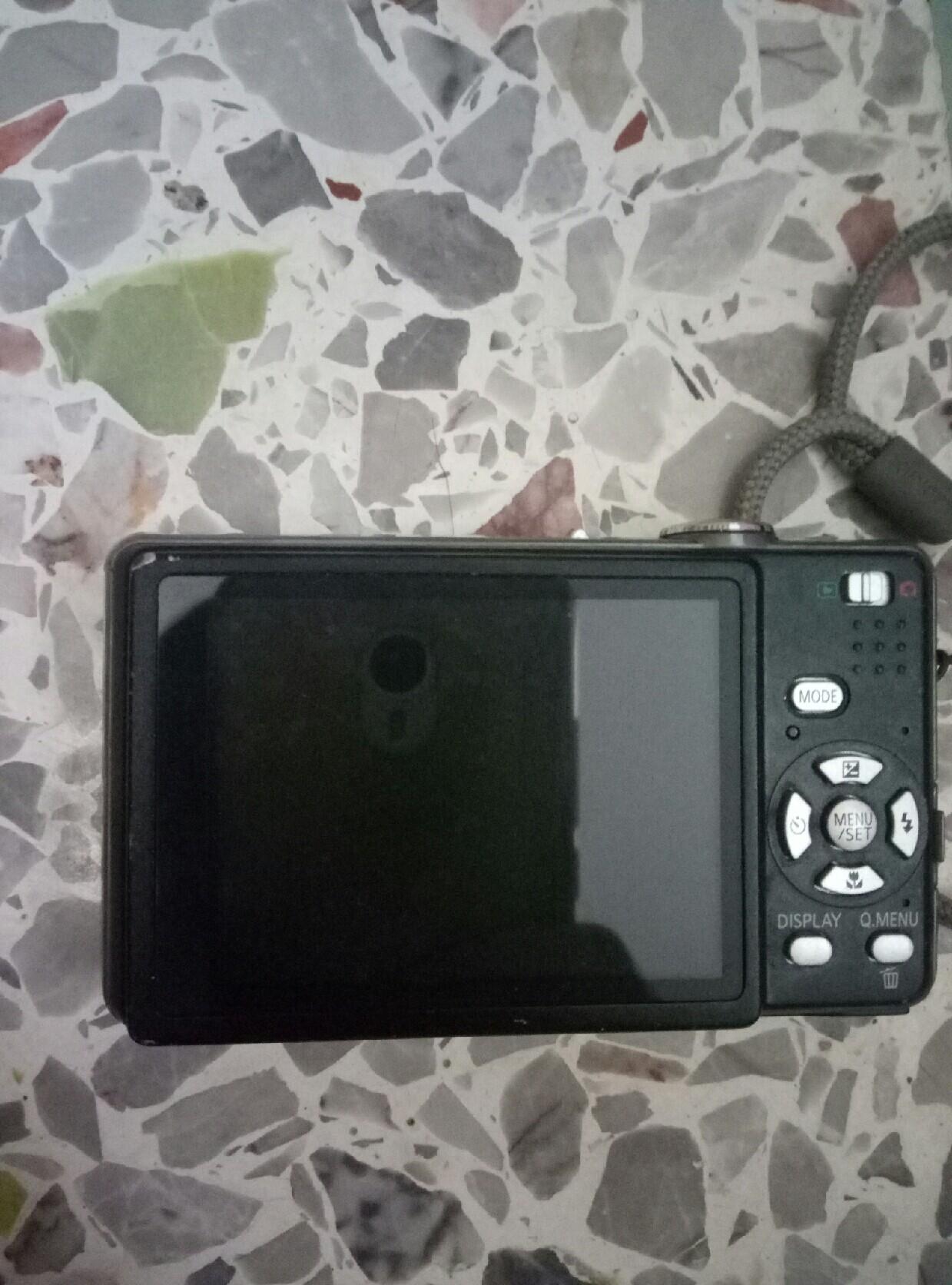 松下DMC-FS7GK数码相机