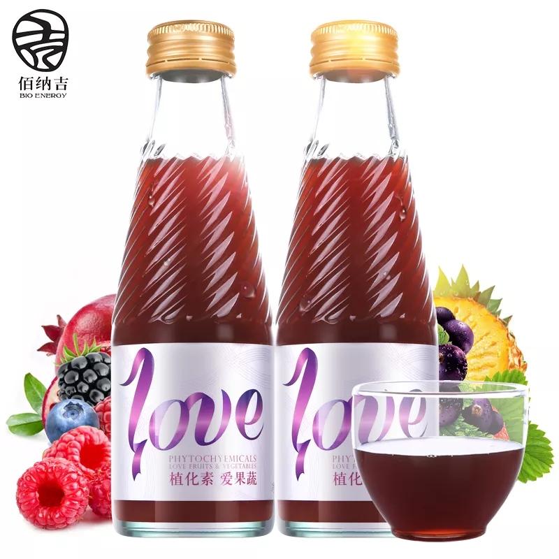 台湾植化素爱果蔬饮液复合酵素原液原装进口原花青素 150ml*2瓶
