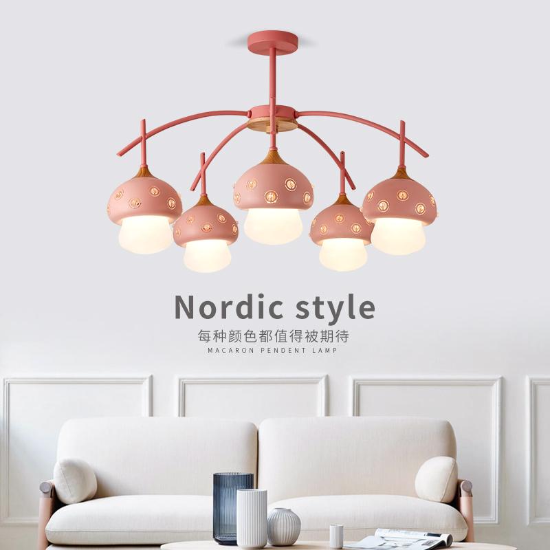 北欧创意餐厅灯