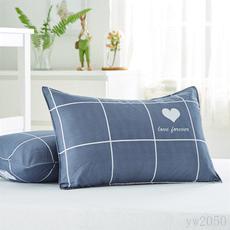 枕头带枕套套装加枕芯学生宿舍床上单人软枕可爱一只装