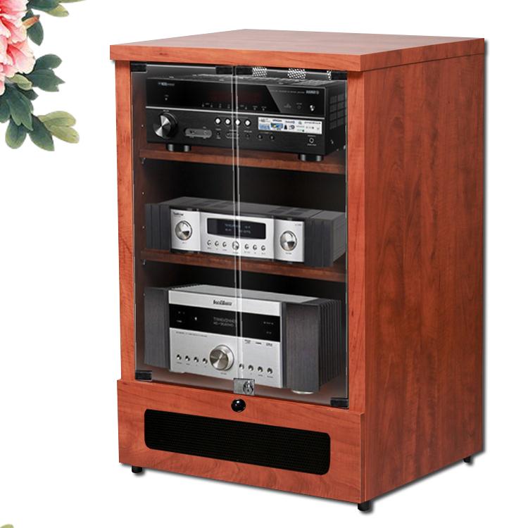丹莱梅克M050功放机架专业音响功放机柜影音设备器材带门柜子影音