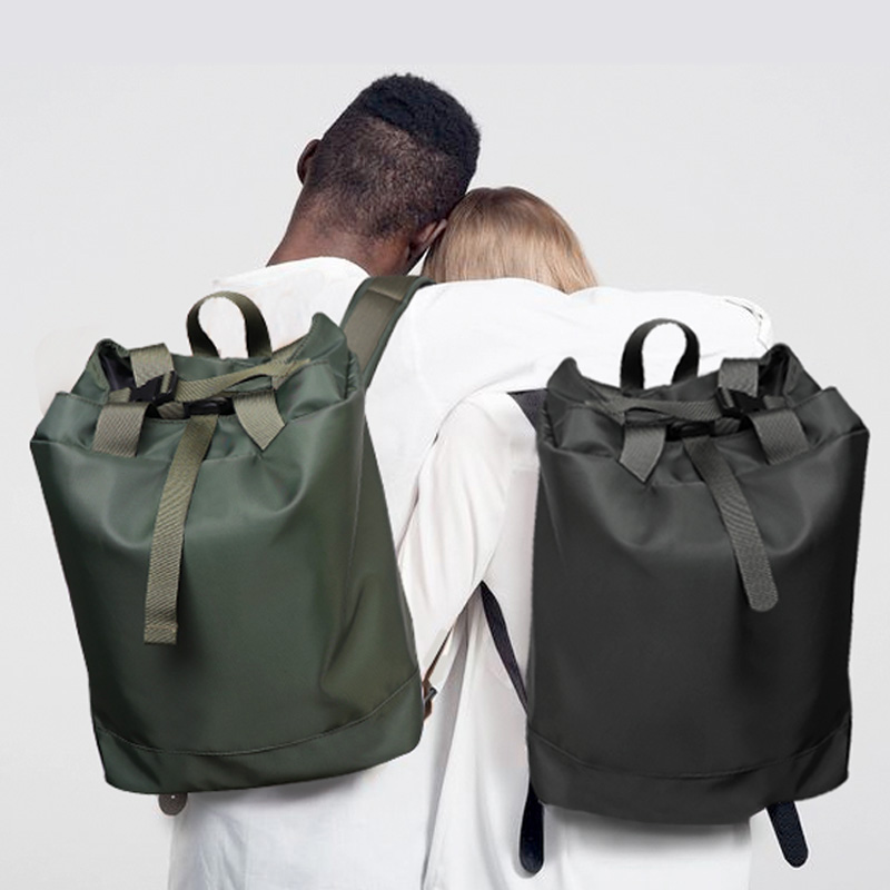 VAOPER双肩包男士女士韩版潮大容量背包电脑包大学中学生时尚旅行