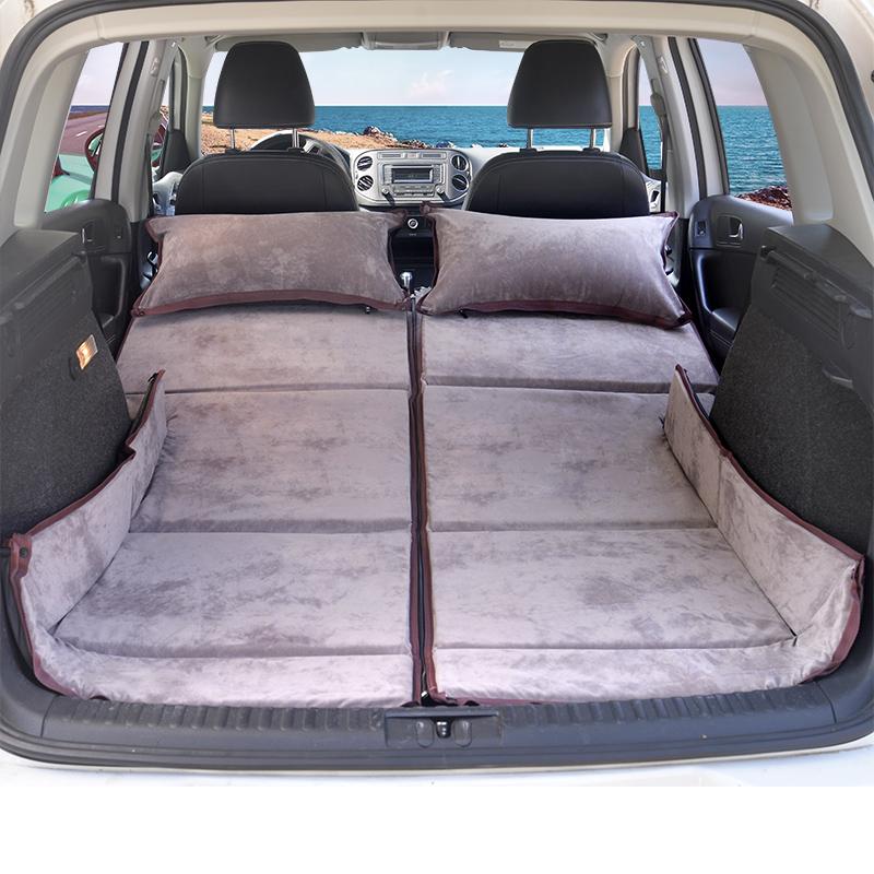 车载非充气床 折叠床垫SUV后备箱专用旅行床轿车后排通用午休睡垫