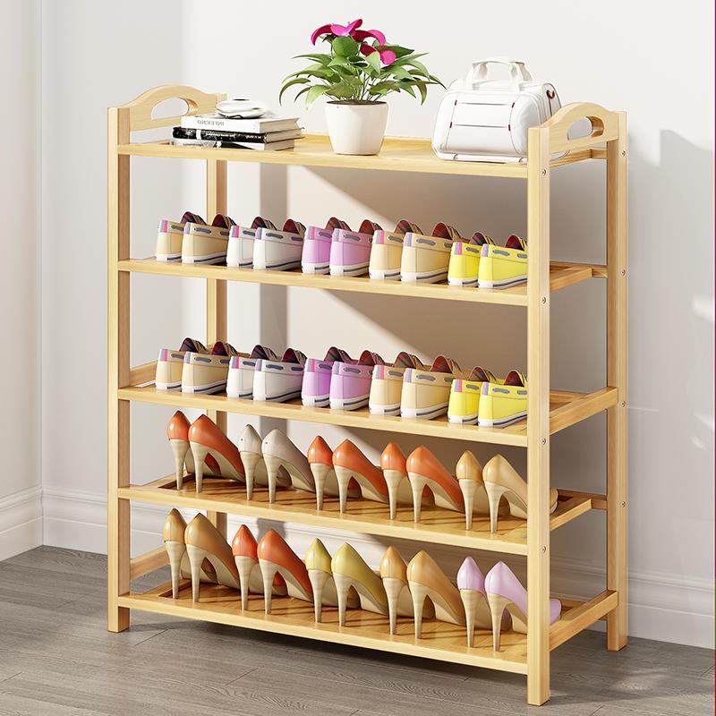 索乐鞋架多层简易家用特价经济型省空间组装鞋柜门口小宿舍家里人