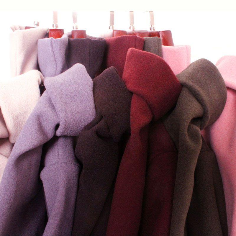 阳离子双面加绒半高领磨毛打底衫女长袖加厚保暖内搭秋冬t恤上衣