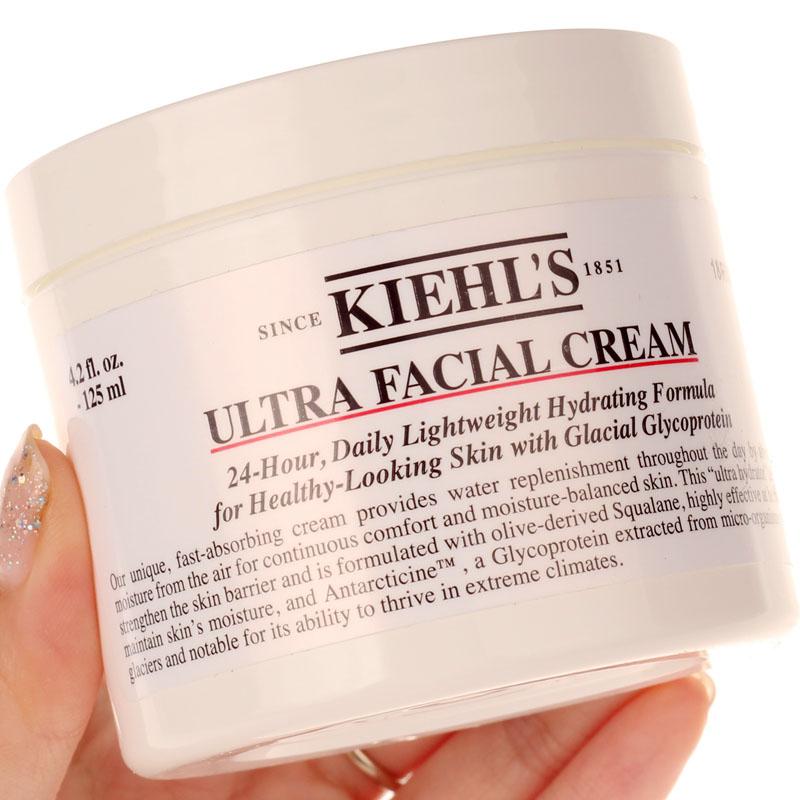 新品Kiehls正品科颜氏高保湿霜125ml升级1.7倍契尔氏高保湿面霜