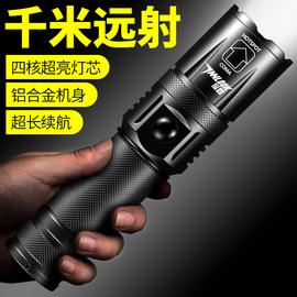 手电筒强光充电户外超亮远射迷你小便携led多功能家用耐用灯防水图片