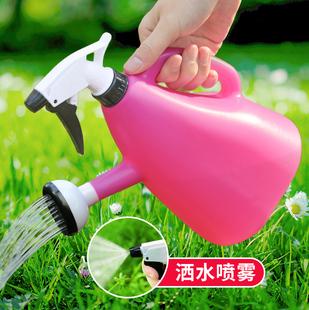 喷壶浇花家用洒水壶气压式小喷壶消毒专用便携喷水壶喷雾器大容量