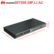 Special ticket package: Huawei Huawei Huawei s5720s-28p-li-ac 24 port full Gigabit weak three layer Ethernet core switch 4 gigabit optical ports s5700 upgrade