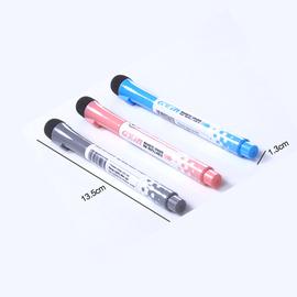 西景白板笔带磁粒 书写清晰 好擦 红黑蓝 擦不留迹 可吸附白板