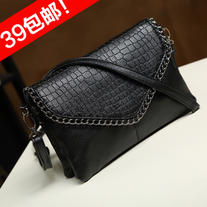 2019 autumn and winter new atmosphere middle-aged and elderly women's bags middle-aged mother bag shoulder messenger bag purse small bag soft leather