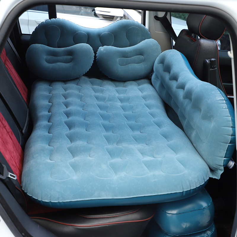 车载充气床汽车后排旅行床 后座睡垫轿车内床垫SUV睡觉神器气垫床