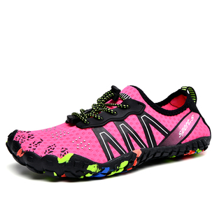运动鞋女健身房综合训练室内跑步机鞋女贴肤瑜伽鞋深蹲硬拉跳绳鞋