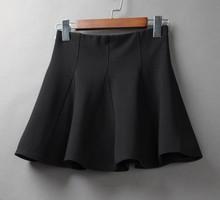 2021春夏季新式黑色短裙jo10显瘦松on伞裙蓬蓬防走光裤裙子