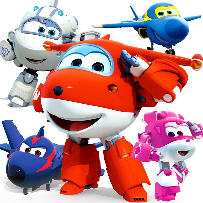 超级飞侠玩具一套装全套乐迪大号小飞侠变形机器人多多小爱米莉
