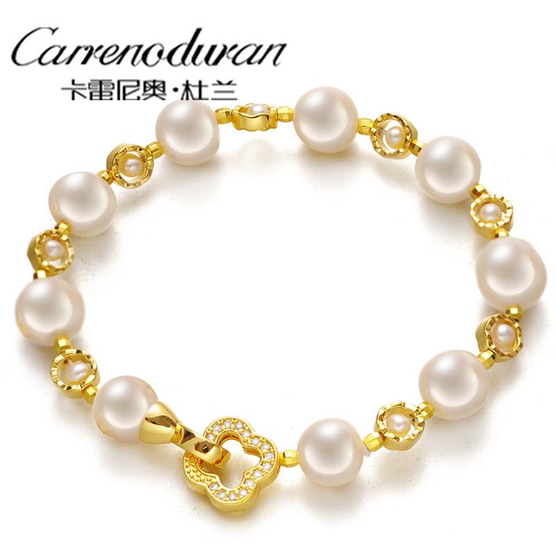 杜兰珠宝 淡水珍珠手链