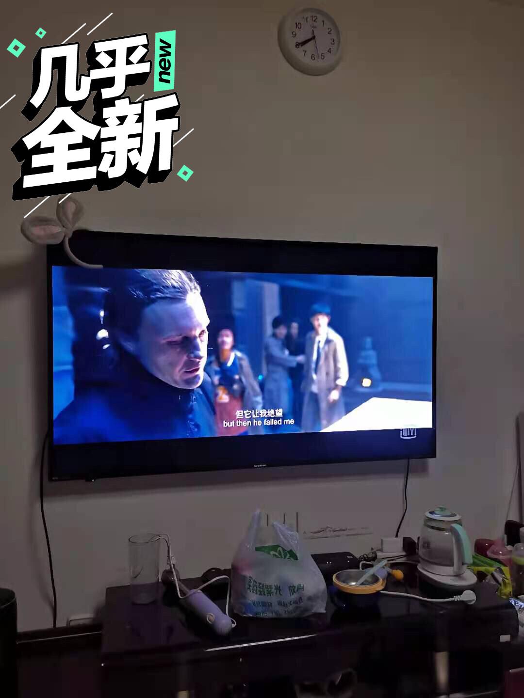 夏普58寸4k电视