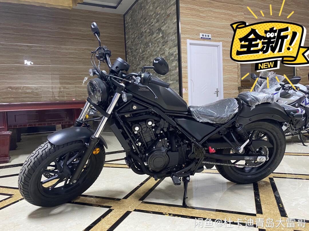 现车,现车本田全新CM500,2021款、碳黑色!详情请私聊