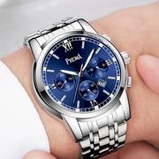 2019新款专柜正品男士手表防水全自动石英表超薄时尚非机械男表