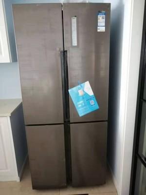 海尔冰箱BCD-601WDGX怎么样?真实使用报告评测!
