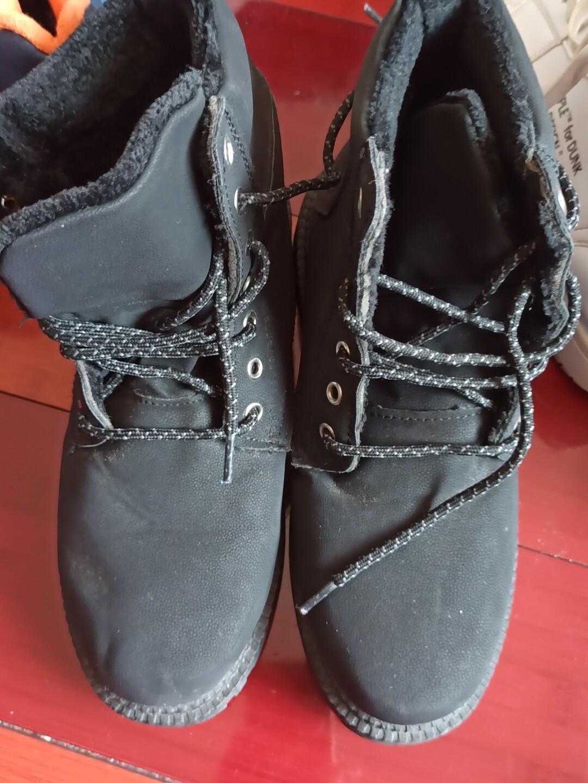 皮毛棉鞋男士41码质量钢钢滴需要的便宜出售