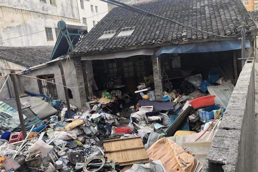 乐清市柳市镇张瞿村(现门牌:安康路21号)的一处不动产