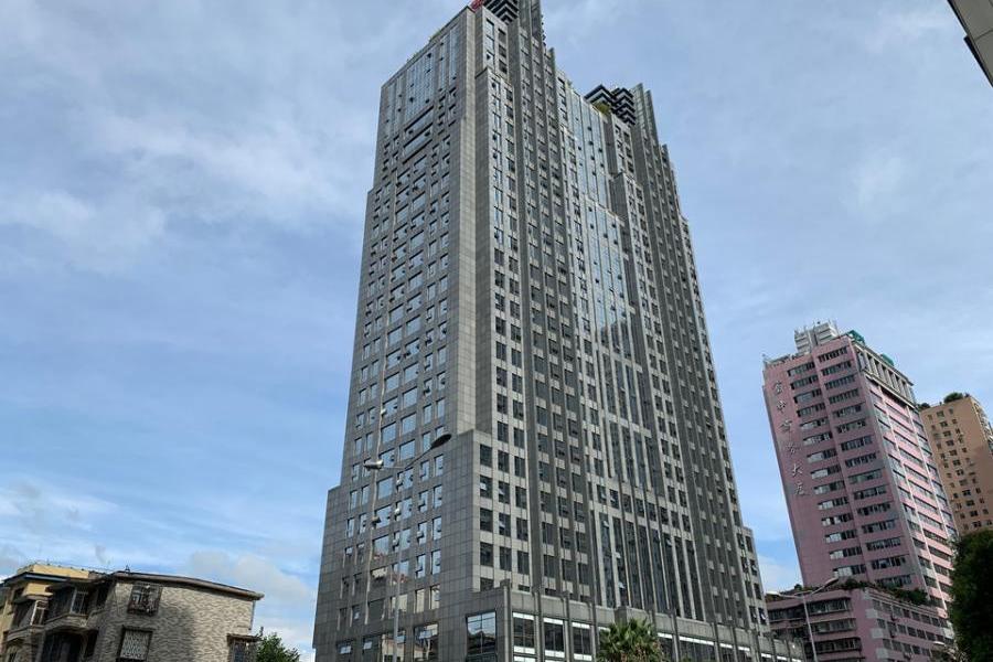 贵州省贵阳市南明区新华路110-134号富中国际广场17层2号办公房地产