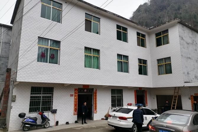 张隆顺所有的位于白河县宋家镇光荣村五组房屋一套