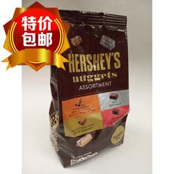 美国原产Hershey\'s 好时金砖巧克力 四种口味473g