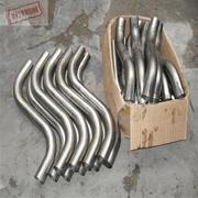 加工碳钢价格 U型镀锌弯管定制弯管 90度焊接弯头不锈钢弯管厂家