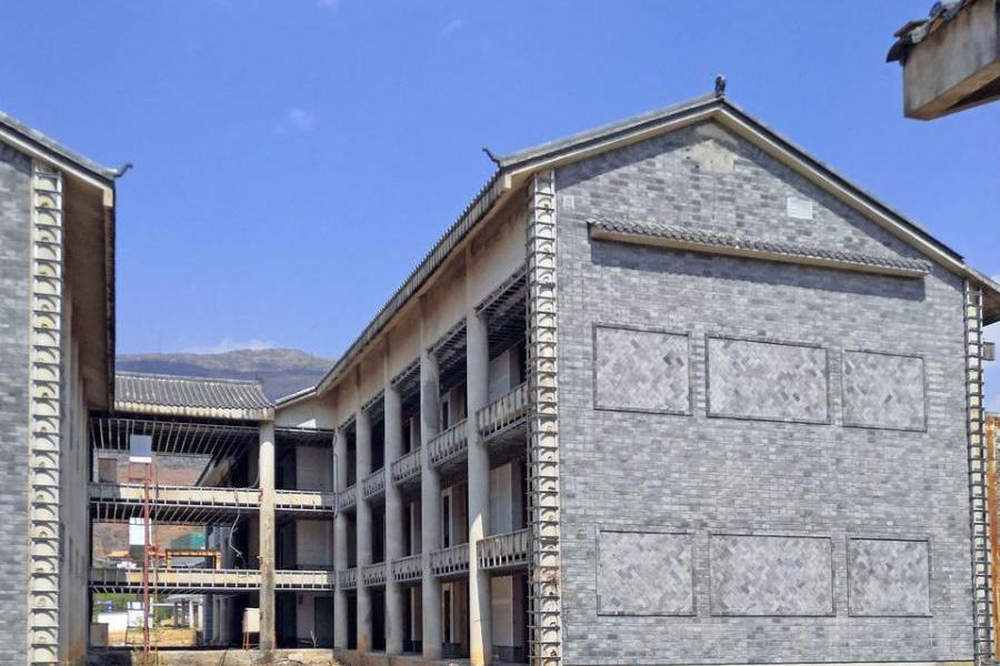 大理白族自治州鹤庆县草海镇新华村不动产及建筑物、附属物