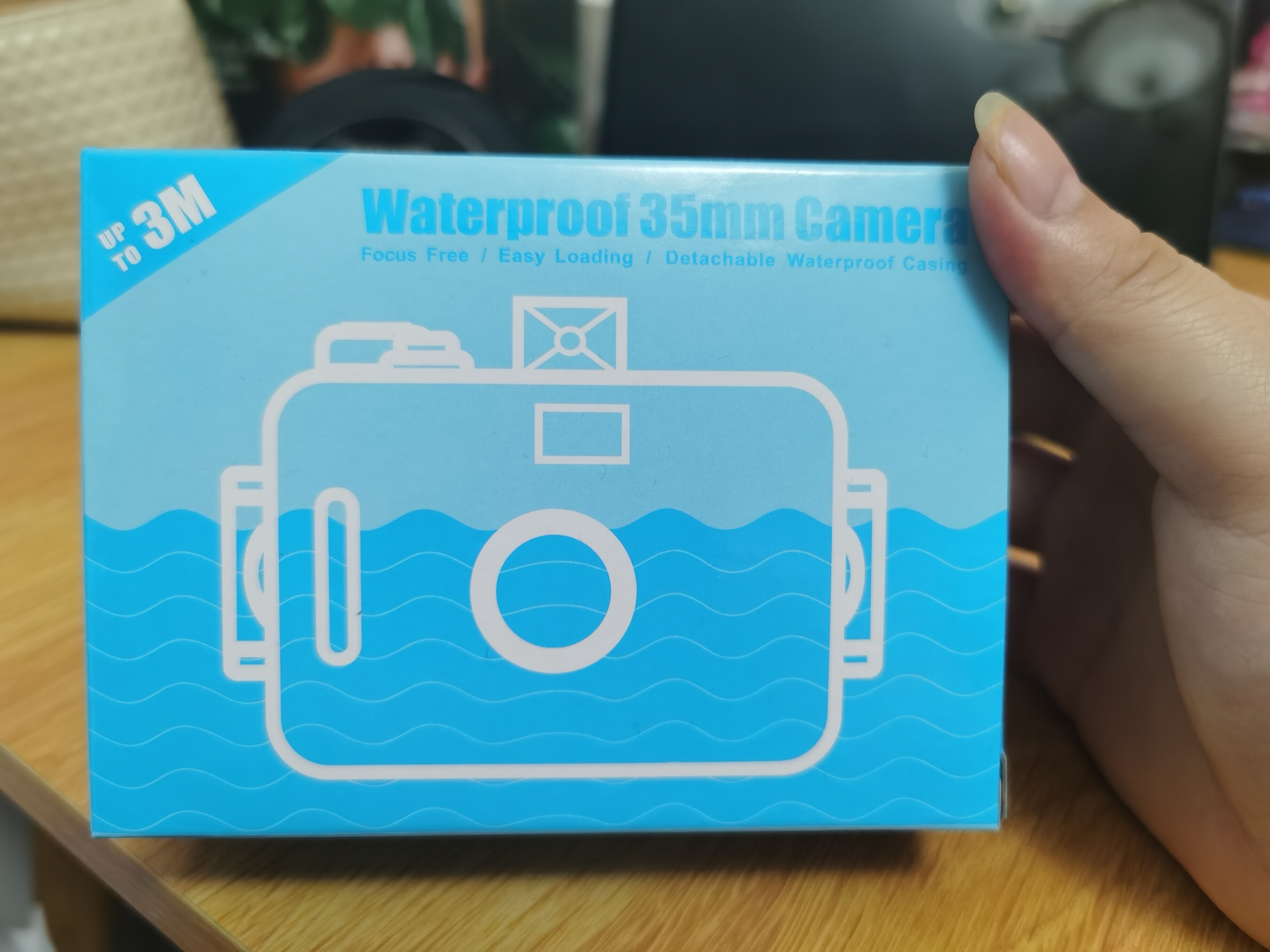 胶片相机复古可爱非一次性,全新一个,只拆封一个,送胶卷一个