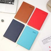 凯斯特2020年历本一天一面日程本A5B5记事本计划本笔记本管理效率手册手账本创意加厚日历记事本定做logo