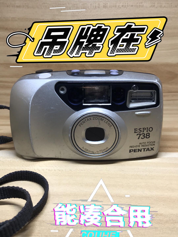 宾得Espio738胶片相机  宾得变焦相机 38-70mm