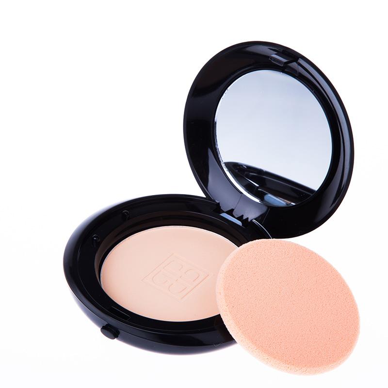 JUYUGEE 定妆持久遮瑕控油 易上妆干湿两用粉饼网红干粉散粉修容