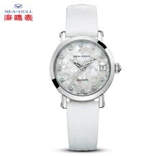 海鸥手表女表时尚潮流镶钻女士时装腕表Seagull自动机械表819.387