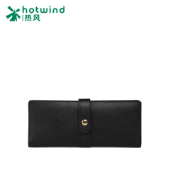 Hot new lady multi-function card packs horizontal cow split leather note clip wallet 5115H5501