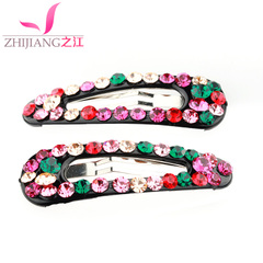 Jiang bang clip of King size BB clip rhinestone hairpin hair Korea hair accessories Korean imports top Chuck issue
