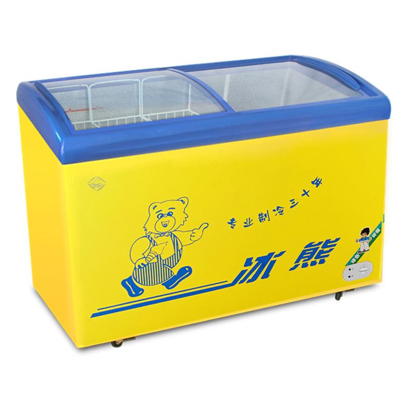 冰熊 SC/SD-268Y 冷柜怎么样,质量如何,好用吗