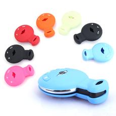 宝马迷你MINI COOPER R60R56色彩遥控钥匙保护套 专用硅胶钥匙包