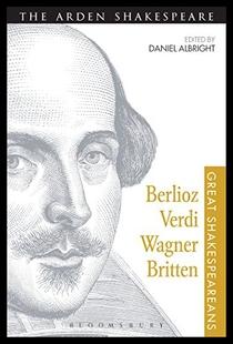 【预售】Berlioz, Verdi, Wagner, Britten: Great Shakespear