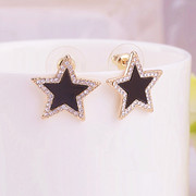 Email Korea new star Stud Earrings fashion jewelry earrings Korean temperament earrings women''''''''s earrings